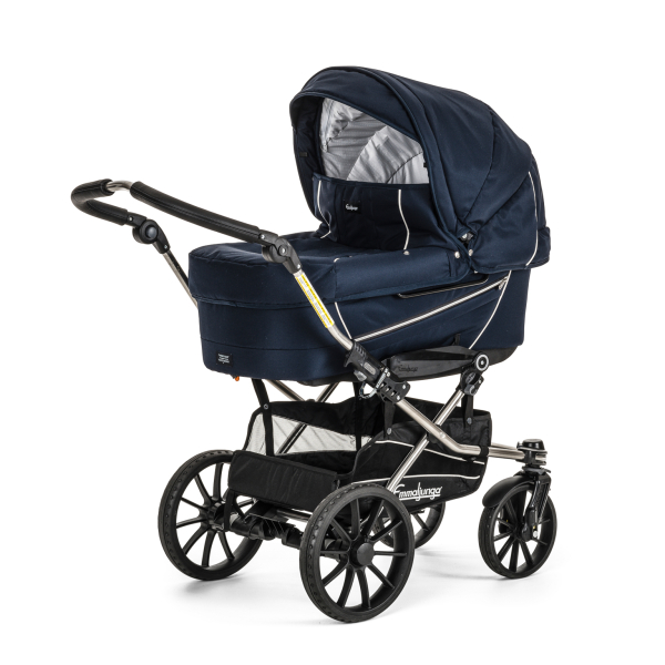 Emmaljunga Edge Pram | Cowans of Troon