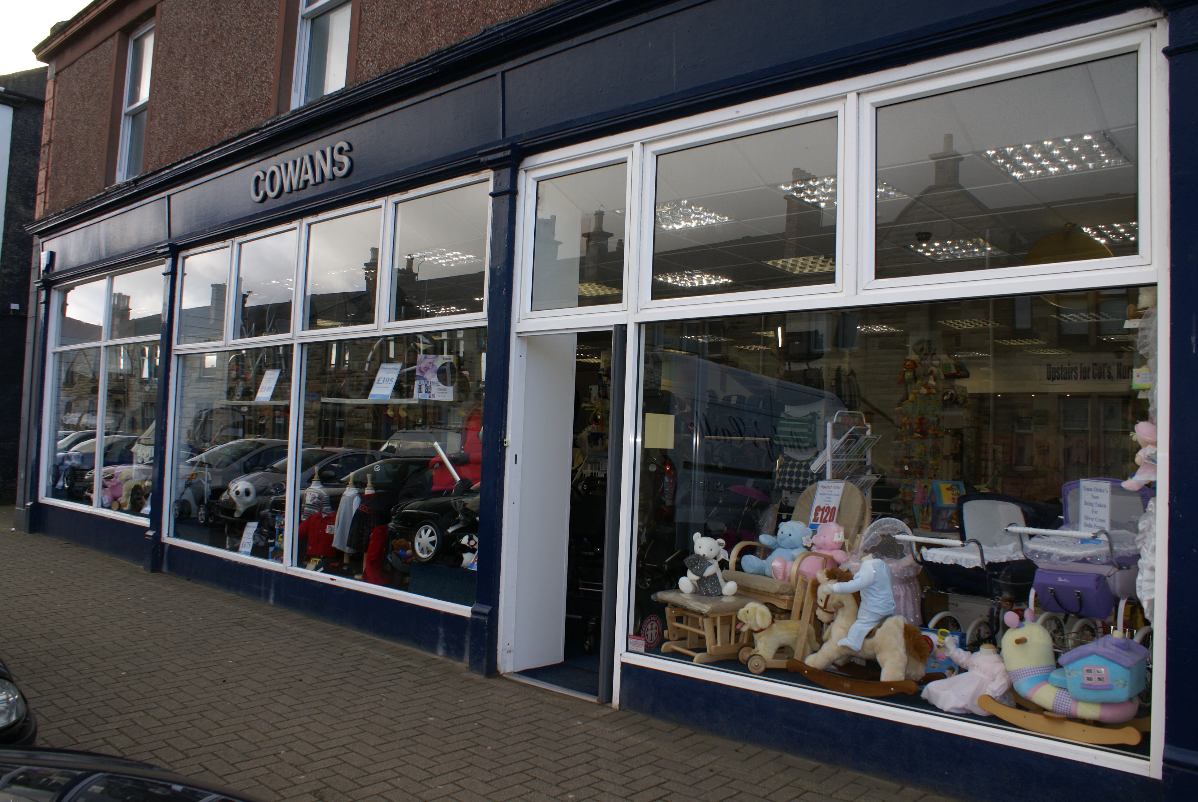 Cowans of Troon | Baby Center